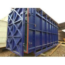 Вакуумная сушилка для древесины ПВСК -18 контейнерного типа