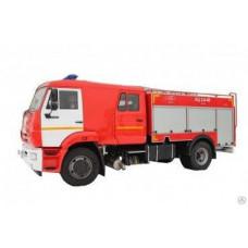 Автоцистерна пожарная АЦ 3,0-40 Камаз-43253