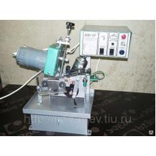 Заточное устройство для ленточных пил мод. АЗУ-07