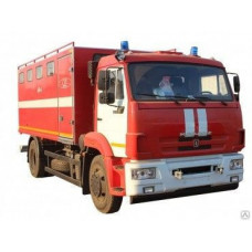 Автомобиль рукавный АР-4 Камаз-43253