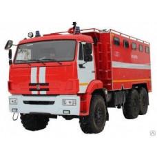 Автомобиль рукавный АР-2 Камаз-43118
