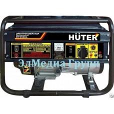 Бензиновые электростанции (бензогенераторы) Huter 8.5 кВт - 10 кВт