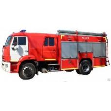 Автоцистерна пожарная АЦ 4,0-40 Камаз-43253П
