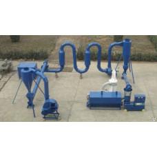 Линия по производству топливных древесных гранул (пеллет) 300 кг/час