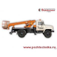 Автоподъемник АПТ-14 ГАЗ-3308