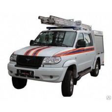 Аварийно-спасательный автомобиль АСА УАЗ-23632 Pickup