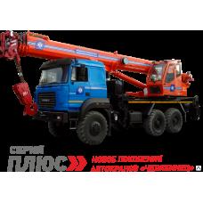 Автомобильный кран КС-55732-28 Урал-5557-80