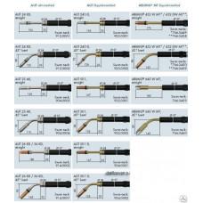 Сварочная горелка MIG/MAG AUTABIMIG-MT 535W 3M прямой
