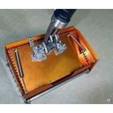 Машинка для шпаклёвки стен, потолков и стыков из гипрока ASpro-БОКС