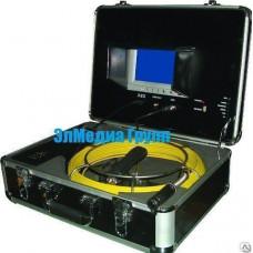 Телеинспекционная система для труб диаметром 25 – 120 мм. Длина до 40метров