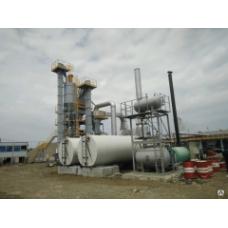 Асфальтобетонный завод T2000 (по технологии Titan Великобритания)