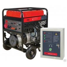 Бензиновая электростанция с электростартером BS 11000 A ES