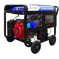 Инверторный бензиновый сварочный генератор TSS GGW 5.0/200EDH-R (Honda