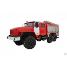 Автоцистерна пожарная АЦ 5,5-70 Урал-5557