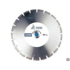 Алмазный диск Д-350 мм, асфальт/бетон (ТСС, super premium-класс)