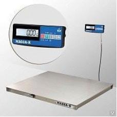 Весы платформенные 4D-P.S-3-1000-A(Ruew)