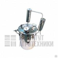Автоклав-стерилизатор Консерватор 2 в 1 14 л с надстройкой Классик-Аромат