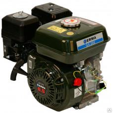 Болотоходный мотор GX200 d20 для болотохода