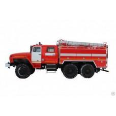 Автоцистерна пожарная АЦ 5,5-40 Урал-5557С
