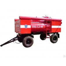 Пожарные прицепы-цистерны ПЦ-2,5-40