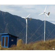 Ветрогенератор Exmork 2 кВт 24 В