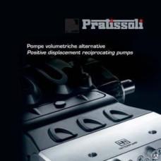 Плунжерные насосы Pratissoli (Италия)