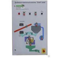 Шкаф управления дробильно-помольным комплексом ЗЕНИТ 5000 Е