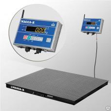 Весы платформенные 4D-PM-1-1000-AB(Ruew)