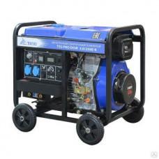 Бензиновый сварочный генератор TSS pro GGW 3.0/250E-R открытый