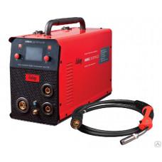 Аппарат сварочный Fubag Inmig 200 SYN LCD с горелкой