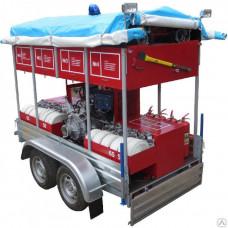 Комплекс передвижной пожарно-спасательный Огнеборец 570Д -05-02