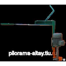 Дебаркер (подчищающая фреза) для ленточных пилорам