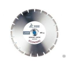 Алмазный диск ТСС 400-economic (асфальт, свежий бетон, песчаник)