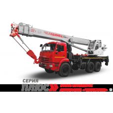 Автомобильный кран КС-55733-33 Камаз-43118