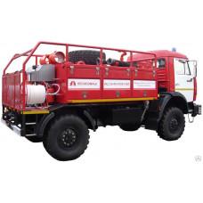 Автоцистерна пожарная АЦ 3,0-40 (43501) ВЛ лесное исполнение
