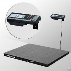 Весы платформенные 4D-PM-1-1000-RA