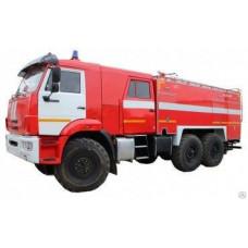 Автоцистерна пожарная АЦ 6,0-40 Камаз-43118