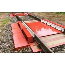 Железнодорожные весы ВС-В статико-динамические