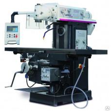 Горизонтально вертикальный фрезерный станок Optimum МТ200