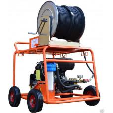 Аппарат для прочистки труб Преус Б1250