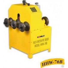 Роликовый трубогиб HHW-76B
