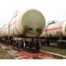 Железнодорожные весы ВС-В во взрывозащищенном исполнении
