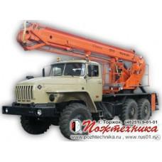 Автоподъемник АПТ-28 Урал-4320