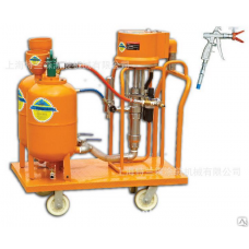 Агрегат для нанесения цинковой краски GP 3550 V