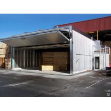 Сушильный комплекс для древесины СКД-40