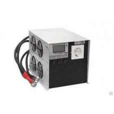 Инвертор ИС1-24-4000 DC-AC с ЖК-индикатором