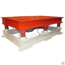 Вибростолы (нагрузка 100-400 кг) 380/42 В