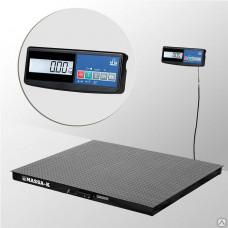 Весы платформенные 4D-PM-1-1000-A