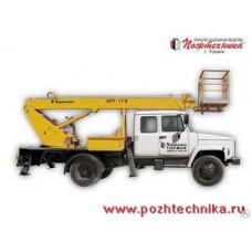 Автоподъемник АПТ-17Э ГАЗ-3307