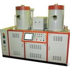 Печь автоматизированная вакуумная с напуском аргона АПГВ 2.250х300-1500
